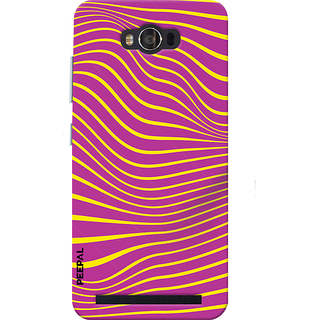 PEEPAL Asus Zenfone Max Designer & Printed Case Cover 3D Printing Art Multi Colour Design
