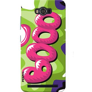 PEEPAL Asus Zenfone Max Designer & Printed Case Cover 3D Printing Booo Design