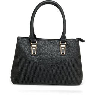 Kielz Black Shoulder Bags
