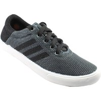 Pozzo Men's Grey Black Casual Shoes