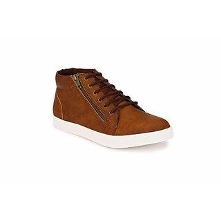 San Frissco Mens Brown Boots