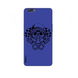 PEEPAL Oppo F1s Designer & Printed Case Cover 3D Printing Darth Vader Design