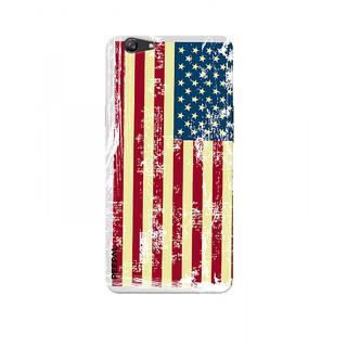 PEEPAL Oppo F1s Designer & Printed Case Cover 3D Printing America Design