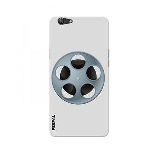 PEEPAL Oppo F1s Designer & Printed Case Cover 3D Printing Reel Design