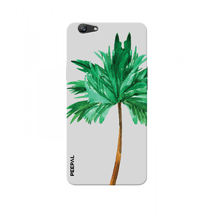 PEEPAL Oppo F1s Designer & Printed Case Cover 3D Printing Tree  Design