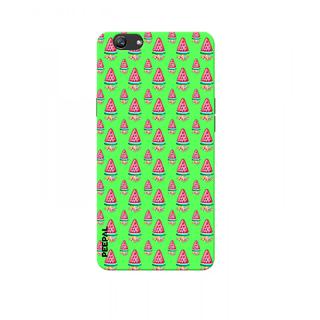 PEEPAL Oppo F3 Plus Designer & Printed Case Cover 3D Printing Fruit Design