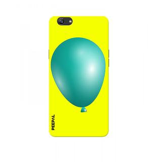 PEEPAL Oppo F3 Plus Designer & Printed Case Cover 3D Printing Balloon Design