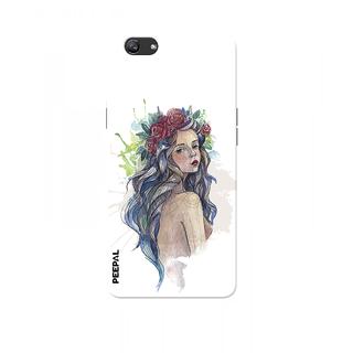 PEEPAL Oppo F3 Plus Designer & Printed Case Cover 3D Printing Queen Design