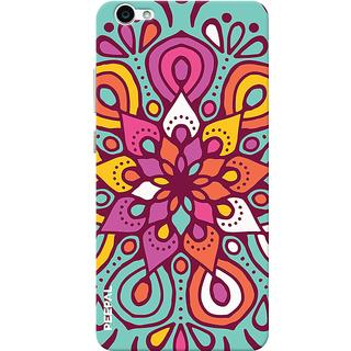 PEEPAL Vivo V5 Designer & Printed Case Cover 3D Printing Art Multi Colour Design