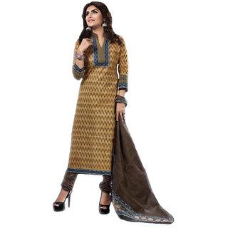 Saiprasad Women's Sakhi Cotton Unstitched Dress Material