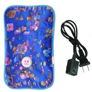 NEW Electrothermal Hot Water Bag Multicolour