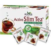KUDOS ACTIVE SLIM TEA - (THE BEST FAT BURNING FORMULA)