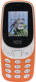 MTR MT3310 DUAL SIM MOBILE PHONE