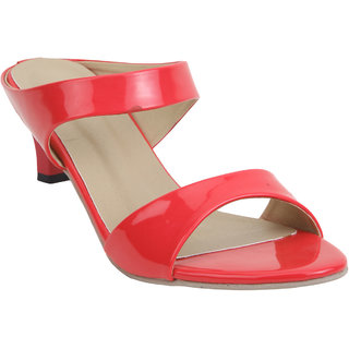 Glitzy Galz Women's Red Heels