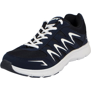 67e969be9 Buy Sparx Navy White Men s Sports Running Shoes Online - Get 9% Off