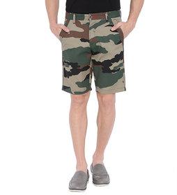 Balista Men's Green Shorts