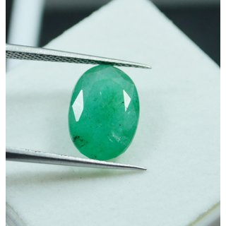 6  Ratti 100 natural  Emerald (Panna) by lab certified