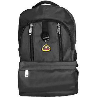 Buy Black Backpack From N Choice(Can also be used as a Laptop Bag ... dad1108c3300