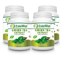 Zukewell Green Tea Extract 500 Mg (60 Polyphenols) Fat - 130611980