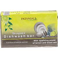PATANJALI SUPER DISHWASH BAR 175 gm