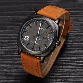 Curren 8 Business Man Quartz fashion Vogue Sport Casual Wrist Watch