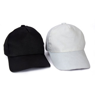 c8bf74523b Mens Black And White Color Stylish Caps Combo