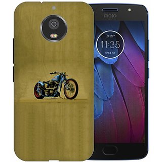 Printland Back Cover For Moto G5 S