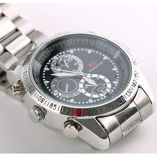 4Gb Watch Spy Camera