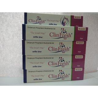 Clin Fresh gel(set of 4 pcs.)