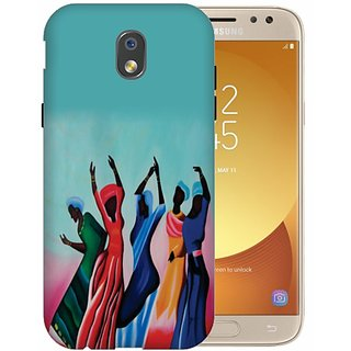 Printland Back Cover For Samsung Galaxy J5 Pro