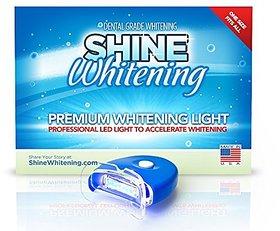 Shine Whitening - Blue Teeth Whitening Light - Accelerates Whitening Gel, Whiten Teeth Faster