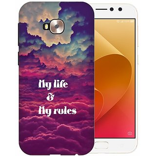 Printland Back Cover For Asus ZenFone 4 Selfie