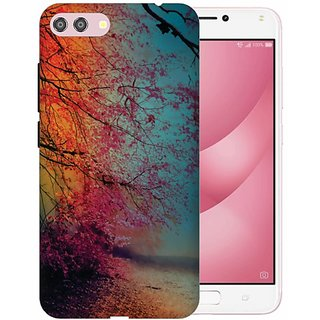 Printland Back Cover For Asus Zenfone 4 Max Pro