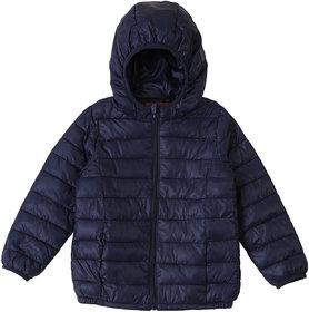 Lilliput down filled Navy Blue  Kids Jacket