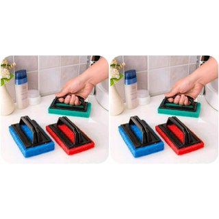 6 PCS TILES MARBEL FLOOR CLEANING BRUSH