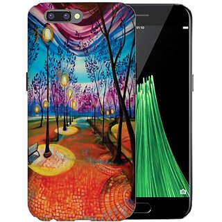 Printland Back Cover For Oppo R11