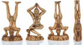 Home Decor - Yoga Figurines
