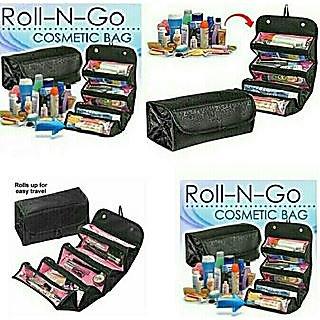 Kudos Roll n Go Cosmetic Bag Organizer