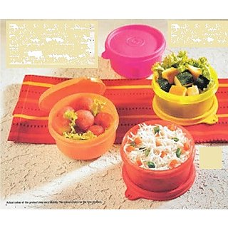 Tupperware Tropical Twins -4 pieces