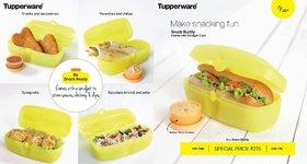 Tupperware hot dog keeper