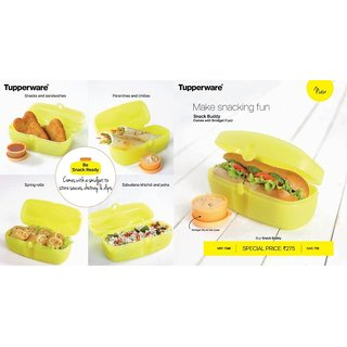 Tupperware hot dog keeper