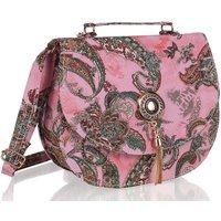 Clementine Pink Sling Bag (sskclem186)