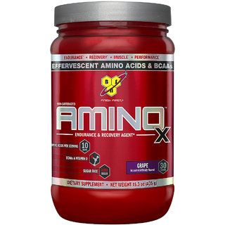 BSN Amino X - 30 Servings (Grape)