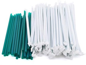 Marketvariations Single Packing Straws (Pack of 100)