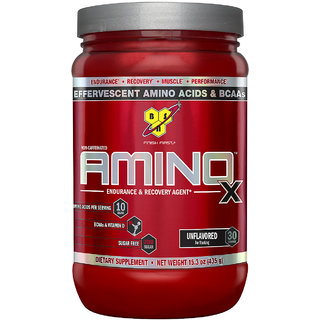 BSN Amino X - 30 Servings (Unflavored)