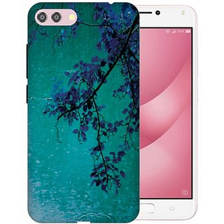 Printland Back Cover For Asus Zenfone 4 Max