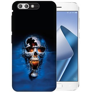 Printland Back Cover For Asus ZenFone 4 Pro
