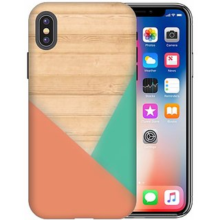 Printland Back Cover For IPhone X