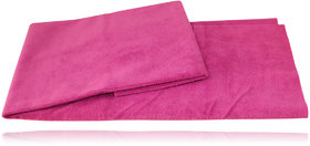 toys factory Cotton Sleeping Mat Kids Beautiful Dry Sheets In many Colours  (Pink, Green, Purple, Blue, Brown, Large)