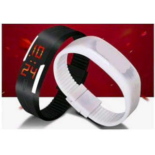 New brand led watch combo for men.